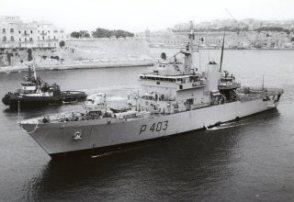 corvette italian spica malta