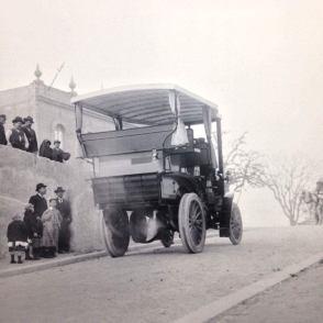 karozza tan nar 1906 telgha tar-Rabat