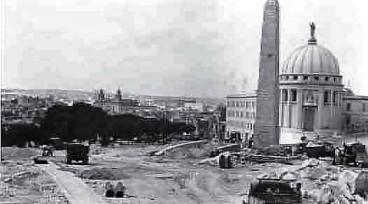 obelisk Spencer monu Blata l-Bajda