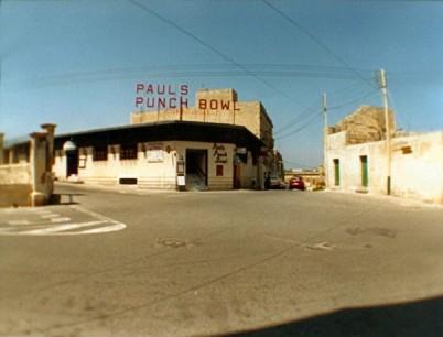 Paceville pauls punch bowl