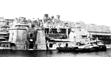 Senglea macina steam ship - Copy