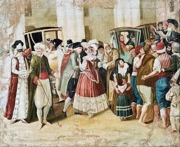 C Qarcilla painting