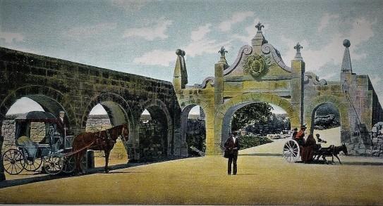 Aqueduct wignacourt aquaduct