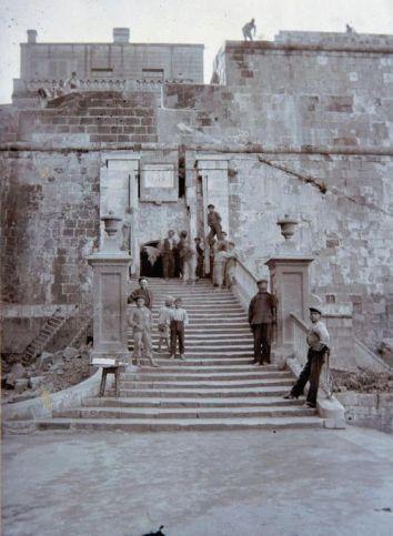 Birgu Porto Salvo fortif
