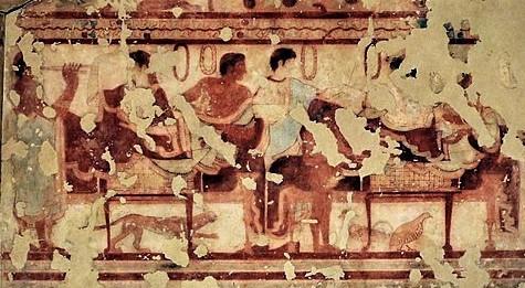 triclinum roman