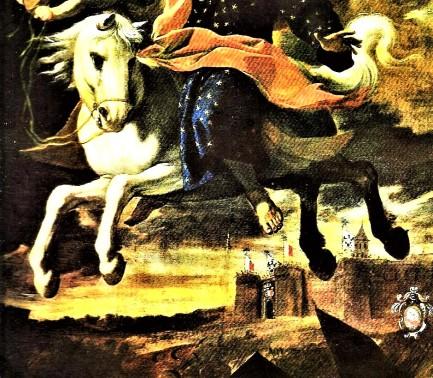 attack on mdina 1492 m preti -close up