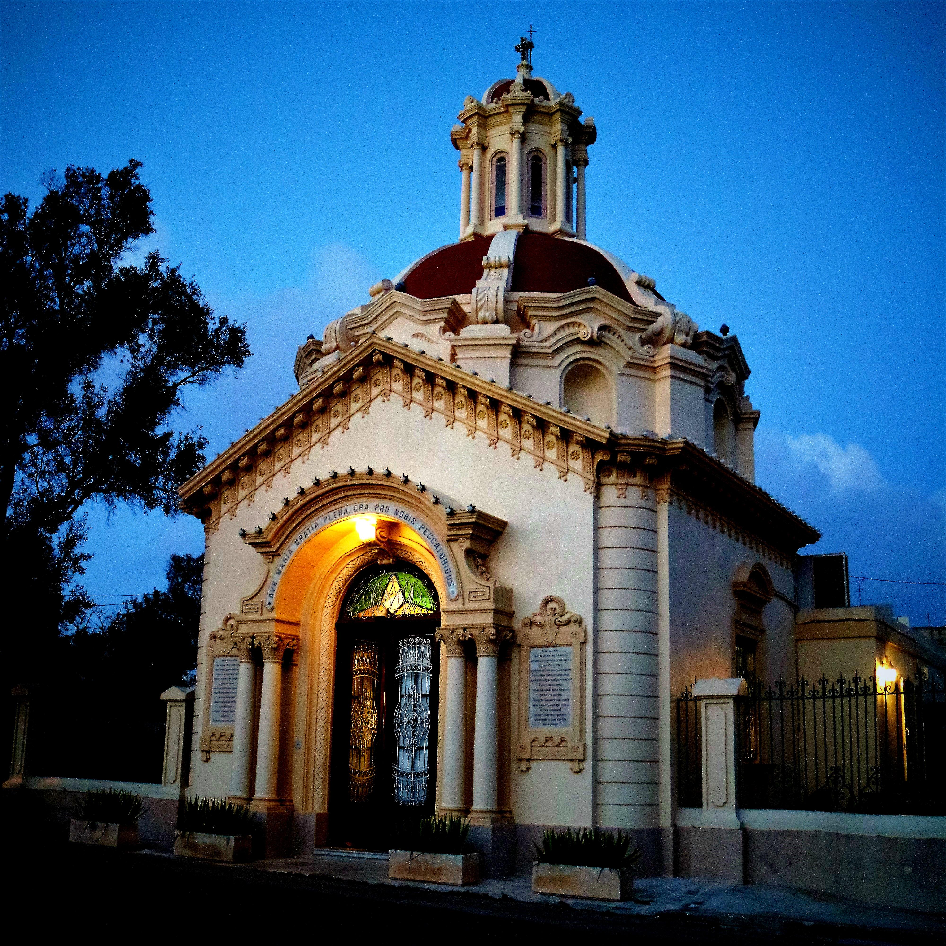 Furjana Ta lordes chapel floriana IMG_1534