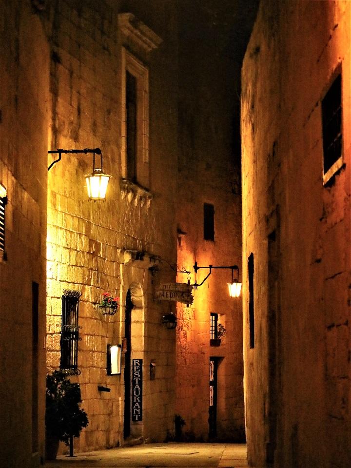 Mdina by night IMG_8187
